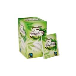 Tea of Life Tea of Life - Groene Thee / Green Tea  (80 theezakjes)