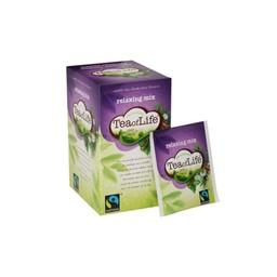 Tea of Life Tea of Life - Relaxing Mix (80 theezakjes)