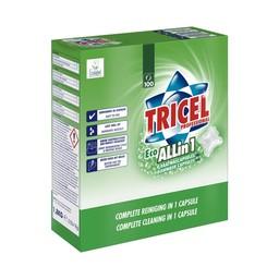 Tricel Tricel - ALL-in-One Vaatwascapsules  (Doos á 100 stuks)