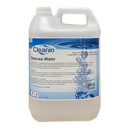 Cleanio Cleanio - Osmose Water (5ltr can)