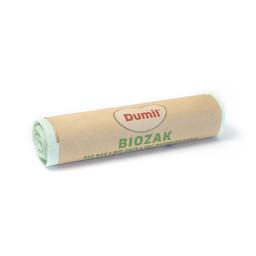 Dumil - Biozakken, 20L (Rol á 8 zakken)