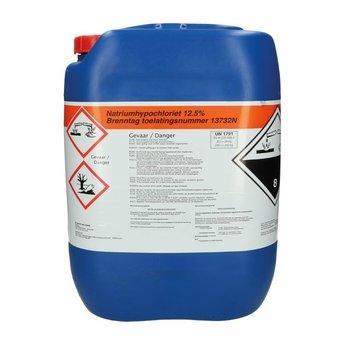 - Brenntag - Natriumhypochloriet 12,5%  (20ltr / 24kg can)
