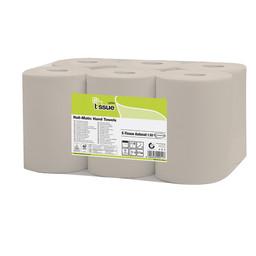 E-Tissue E-Tissue - Mini-Matic XL  Handdoekrollen, 2-laags Recycled