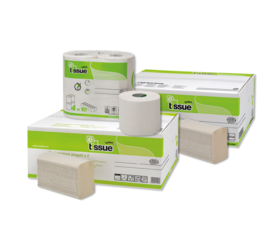 E-Tissue Gerecycled Papier