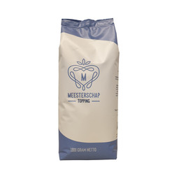 Meesterschap Meesterschap - Cappuccino Topping (zak á 1kg)