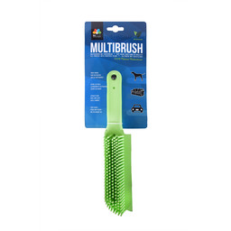 - BoBrush - Multi Brush, Professionele Rubberen Handborstel