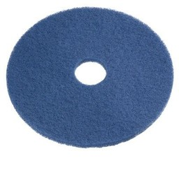 E-Line Floorpads E-Line - Blauwe Vloerpad / Schrobpad