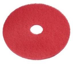 E-Line Floorpads E-Line - Rode Vloerpad / Schrobpad