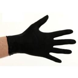 CMT Handschoenen Soft Nitril Ongepoederd, Zwart