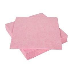 Betra Sopdoek / Reinigingsdoek 38x40cm Roze (Pak 10 stuks)