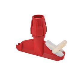 SYR Kunststof Mopklem (Rood) Steeltype G