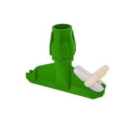 SYR Kunststof Mopklem (Groen) Steeltype G