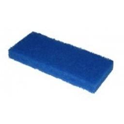 E-Line Floorpads Doodlebug / Handpads (Blauw) 250x115x25mm
