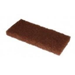 E-Line Floorpads Doodlebug / Handpads (Bruin) 250x115x25mm