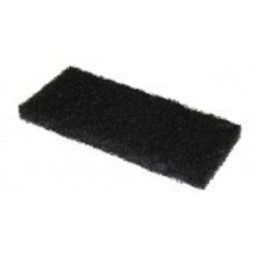 E-Line Floorpads Doodlebug / Handpads (Zwart) 250x115x25mm