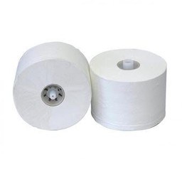 Cleanio Toiletpapier Doprollen, 1-laags Naturel, 150m