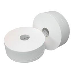Cleanio Jumbo-Mini Toiletrollen, 2-laags Cellulose, 180m