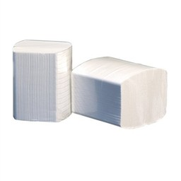 Cleanio Bulkpack Toiletpapier 2-laags Cellulose, 11,5x21cm (9000st.)
