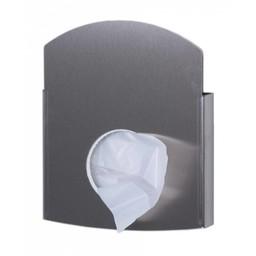 Wings Wings - RVS Hygiënezakjes Dispenser (plastic & papier)