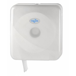 Pearl-Line Jumbo-Mini Toiletrol Dispenser (Pearl White)