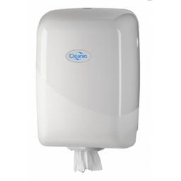 Pearl-Line Midi-Poetsrol Dispenser (Pearl White)