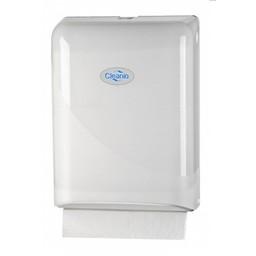 Pearl-Line Z-vouwhanddoekjes Dispenser (Pearl White)