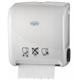 Pearl-Line Handdoekautomaat Matic Tears&Go (Pearl-White)
