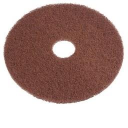 E-Line Floorpads E-Line - Bruine Vloerpad / Schrobpad