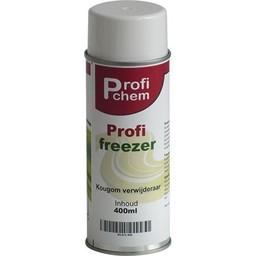 ProfiCleaner ProfiSpray Freezer (kauwgomverwijderaar) 400ml Spuitbus