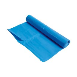 Brite-in Afvalzakken HDPE Blauw, 80x110cm, T25 (Rol á 20 stuks)