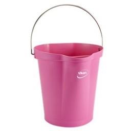 Vikan Vikan - Emmer 12ltr (Roze)