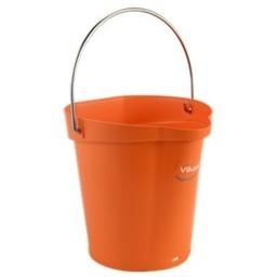 Vikan Vikan - Emmer 6ltr (Oranje)