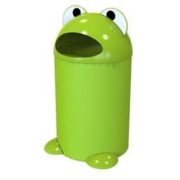 Vepabins Kunststof Afvalbak FrogBuddy, 75L