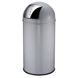 EKO EKO - Afvalbak Pushcan, 40L (Grijs)