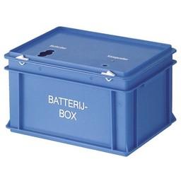 Vepabins Batterijbox / Inzamelbox