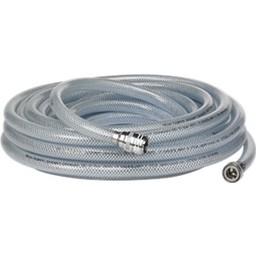 Vikan Vikan - Koudwater slangenset,10 meter (transparant)