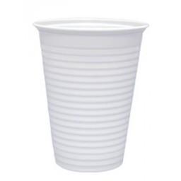 Brite-in Plastic Drinkbeker 180cc (Pak á 100 stuks)