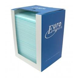 Euro Products Euro - Toptex SkyBlue Easybox, N-W Doeken (Doos 100stuks)