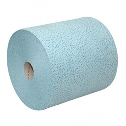 Euro Products Proptex, Blauw Non Woven, Zware kwaliteit (Rol 500stuks)