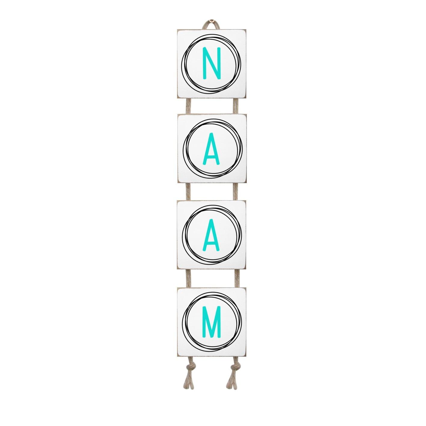 Naamladder Cirkel