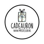 Cadeaubon/Kaarten