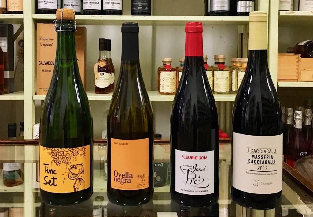 Open wijnen in November