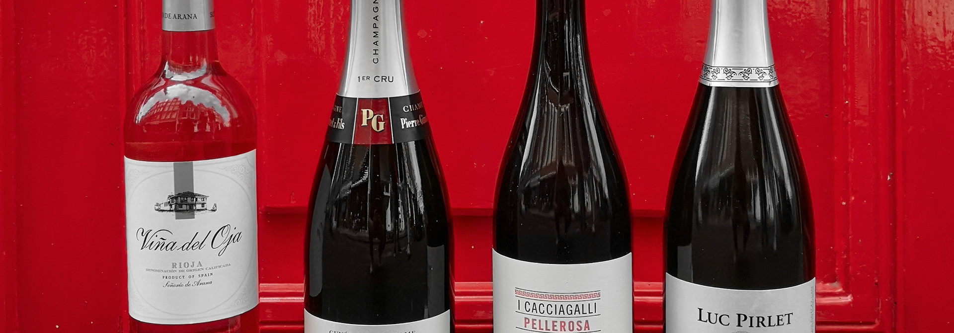 Canal Pride wijn selectie met 10% korting
