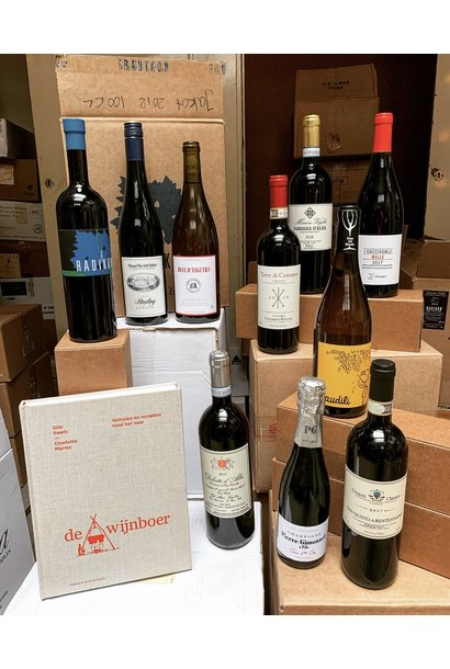 De Wijnboer met 10 bijpassende wijnen