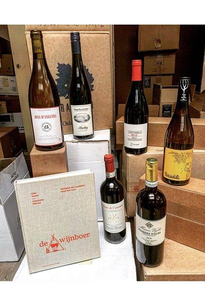 De Wijnboer met 6 bijpassende wijnen