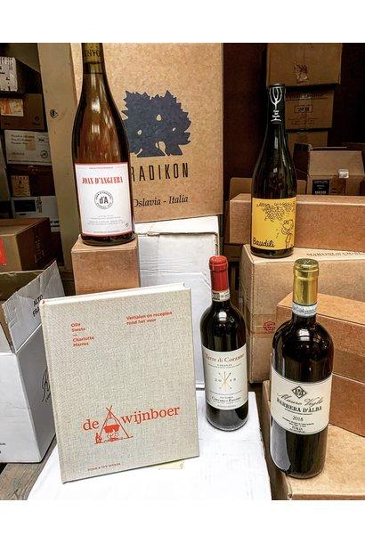 De Wijnboer met 4 bijpassende wijnen