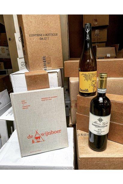 De Wijnboer met 2 bijpassende wijnen