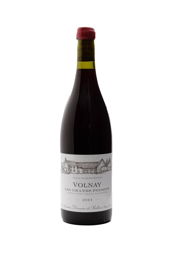 Volnay 2011 Les Grands Poisots-1
