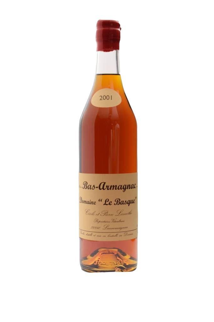 Le Basque Bas-Armagnac 2001-1