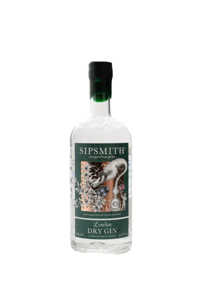 Sipsmith London Dry Gin-1